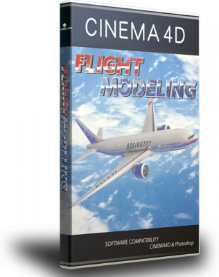 CINEMA4D講座【FlightModeling】