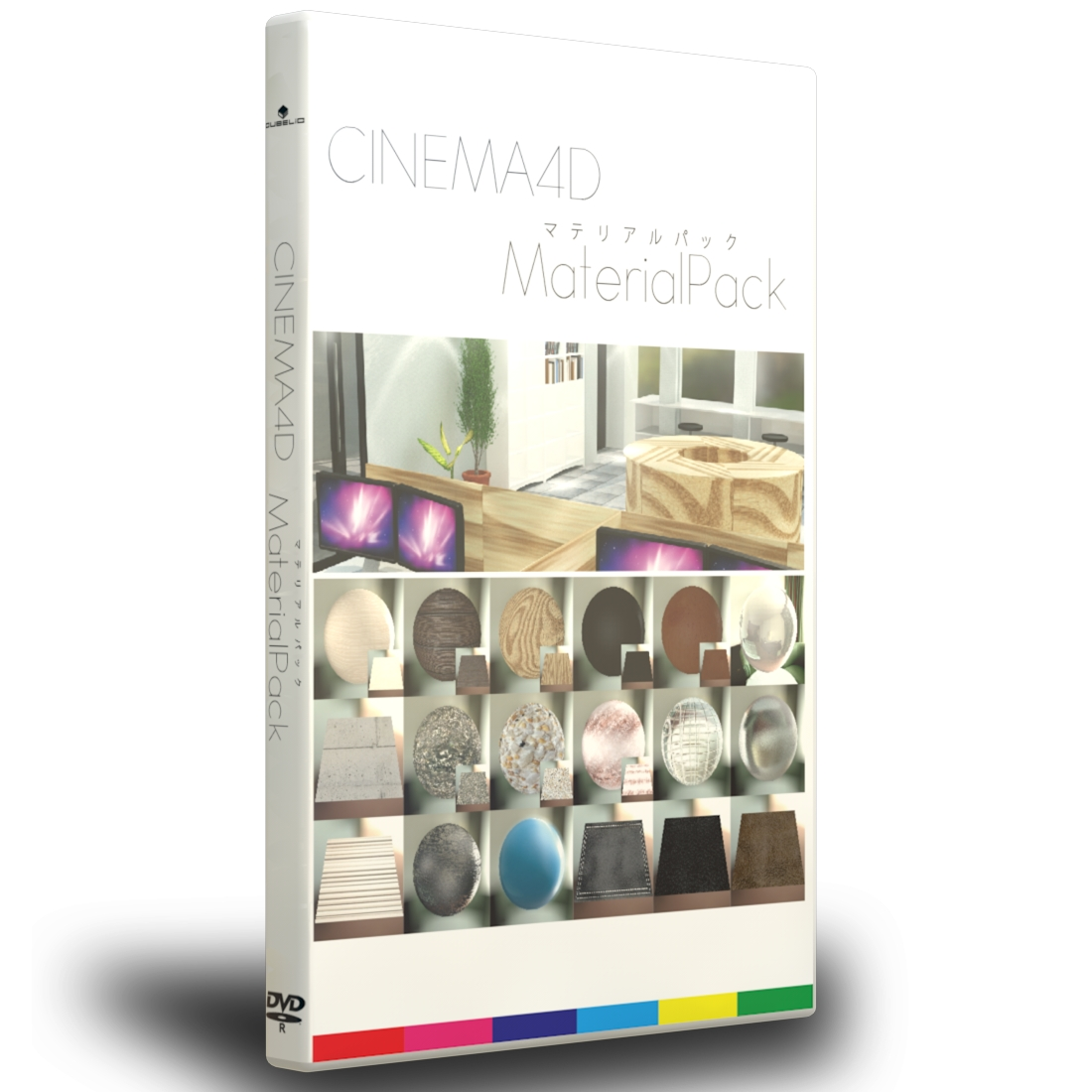 CINEMA4D【MaterialPack】